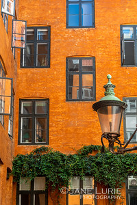 Lantern and Windows, Copenhagen