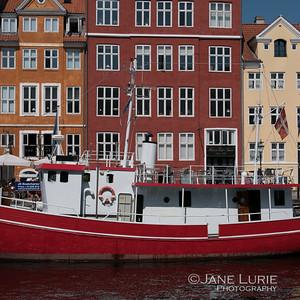 Red Boat, Copenhagen