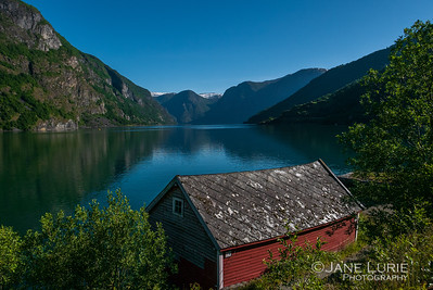 Red Barn, Norway