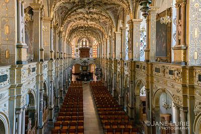 Frederiksborg Castle Chapel, Denmark