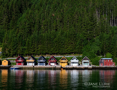 Colorful Homes, Bergen