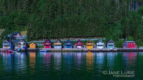 Summer Houses, Bergen
