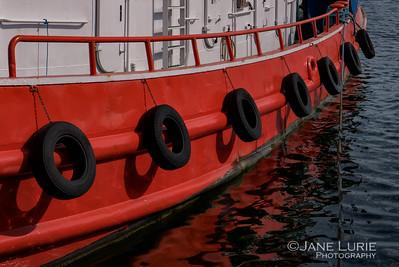 Red Tugboat, Stockholm