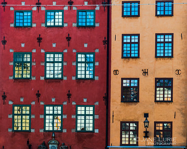 Windows and Colors, Stockholm