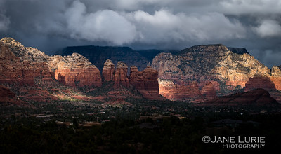 Afternoon Light, Sedona