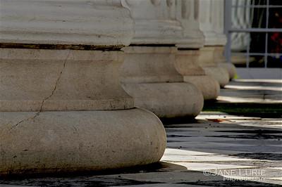 Columns. Charleston, SC.