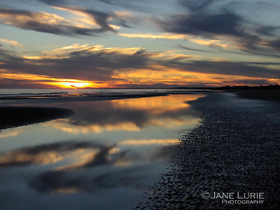 Sunset, Kiawah