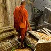 Monks : I thoroughly enjoyed interacting with and photographing monks in Southeast Asia. 