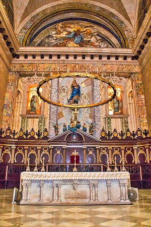 Altar, Catedral de San Cristobal
