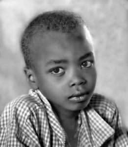 School boy, Kenya