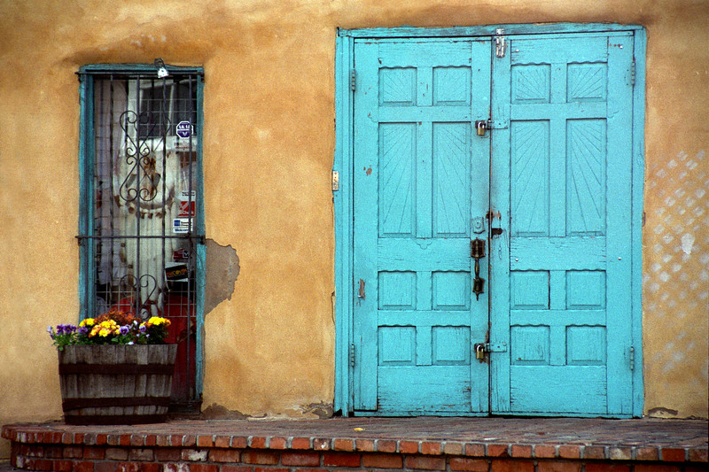 New Mexico - Albuquerque - Doorway 2