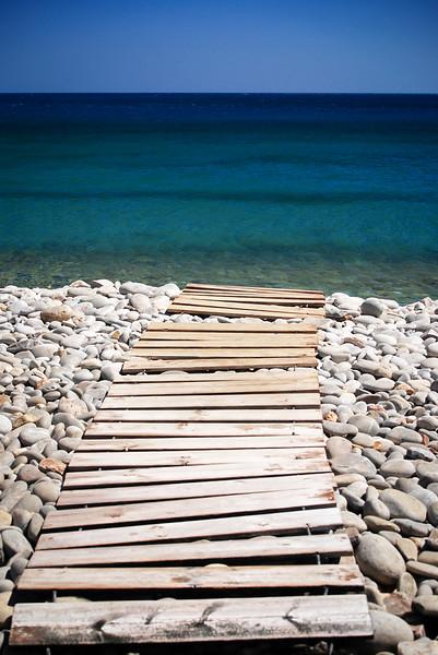 Plaka Beach, Crete