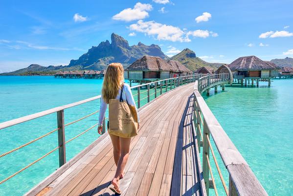 Four Seasons Resort, Bora Bora, French Polynesia (2017)