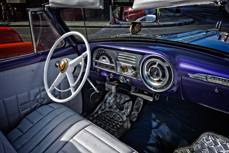 GM 1952 Pontiac Chieftain Dash