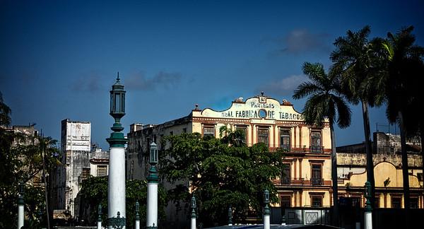 Partagas Fabrica Habana