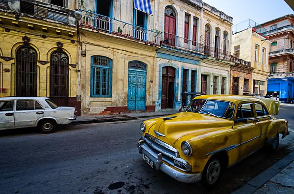 Havana Yellow Chevy