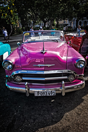 1952 Pink Chevy