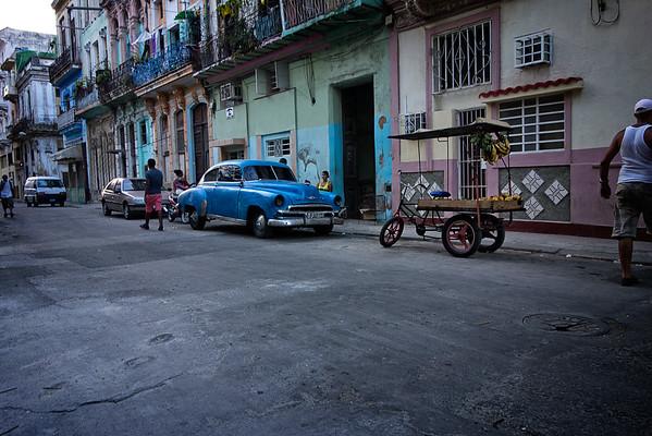 Havana Street Scene 3