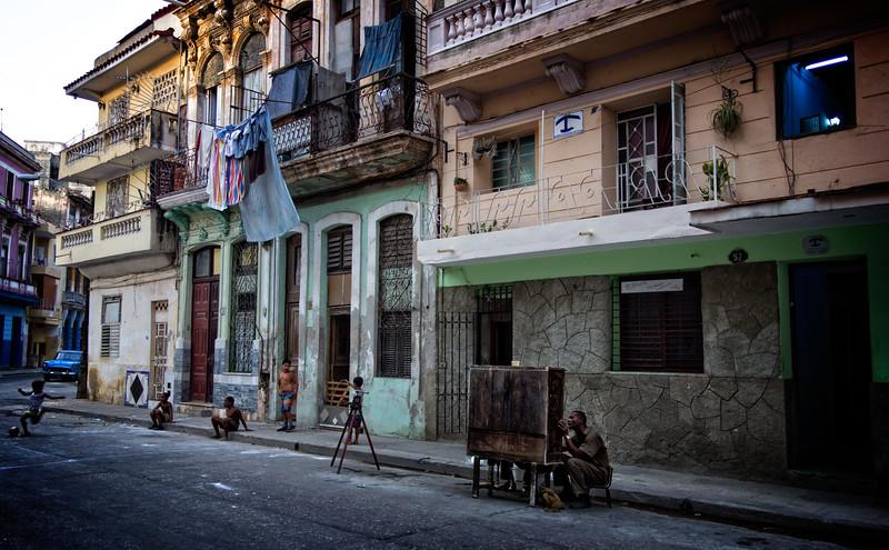 Havana Piano Man