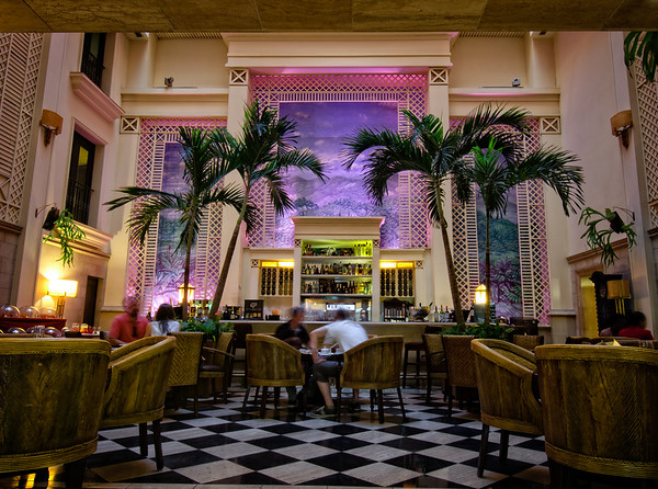 Saratoga Bar Havana