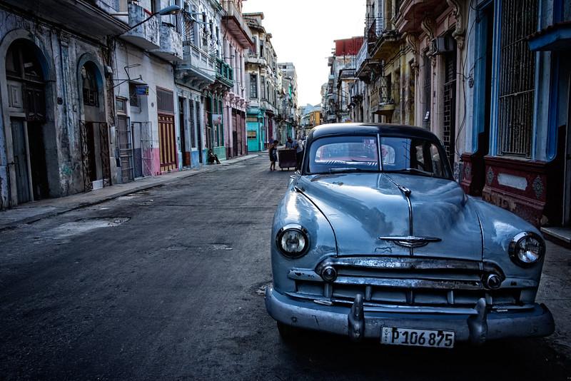 Havana Blue Chevy