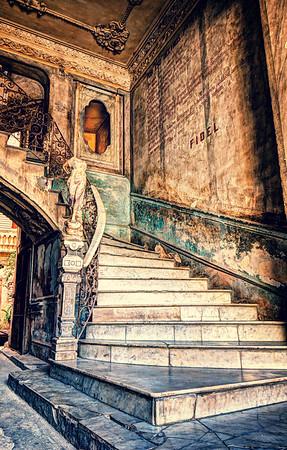 Fidel Stairway 1