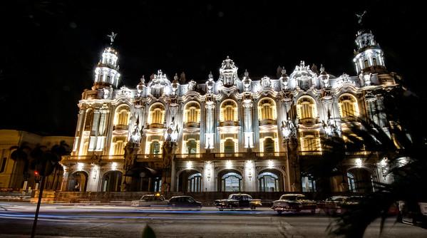 Gran Teatro de Havana