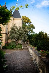 Ch La Riviere Balcony