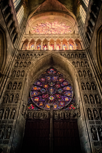 Notre Dame de Reims 1