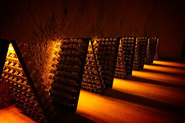 Ruinart Cellars