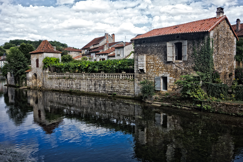 Brantome River House