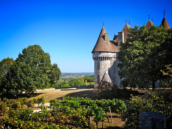 Chateaux Montbazillac
