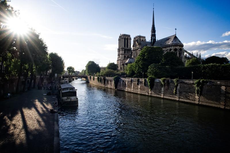 Notre Dame de Paris Rive Gauche 1
