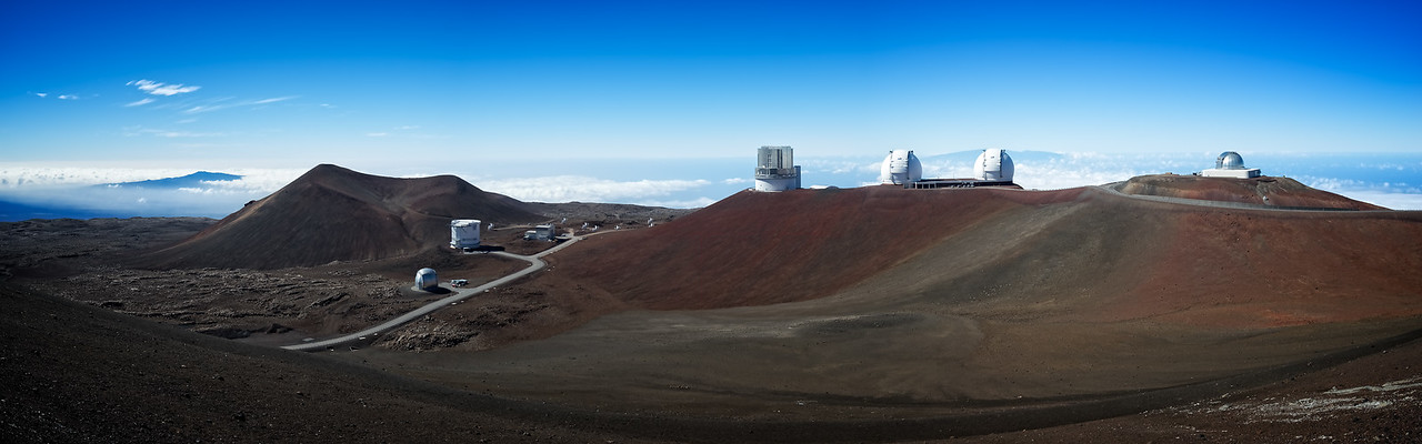 Mauna Kean Observatories 2