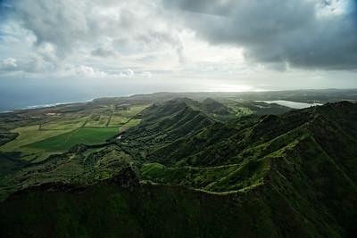Kaluahonu Mountains