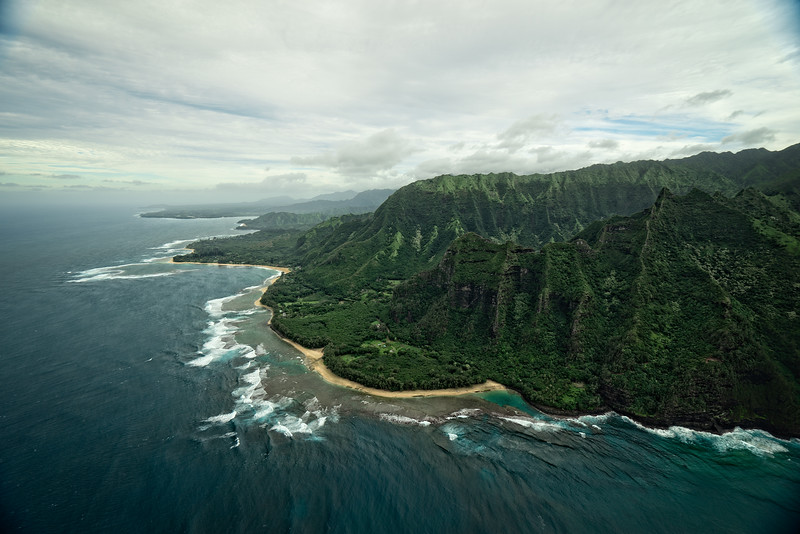North Kuaui Coast 1