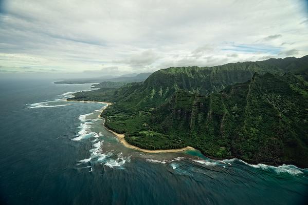 North Kuaui Coast 1