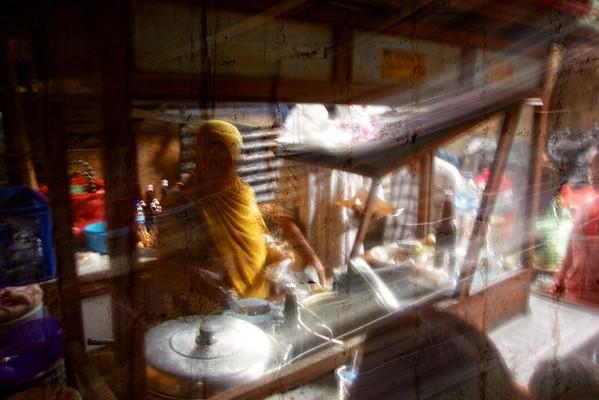 Ubud Market Stand