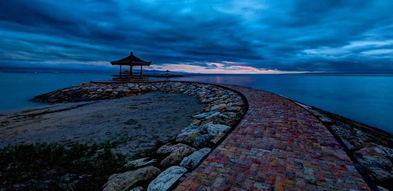 Sanur Beach Dawn