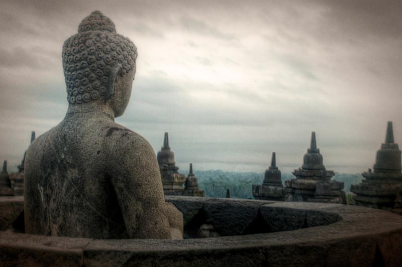 Borobudur Open Budda 1