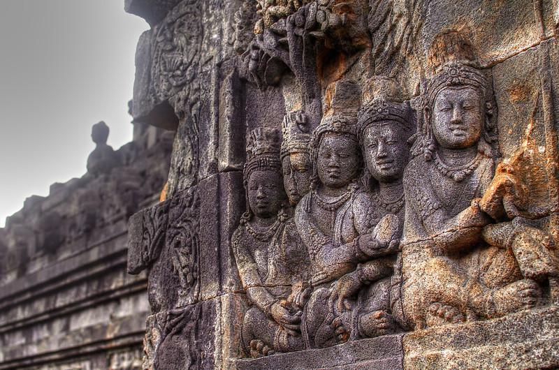 1st Level Borobudur Panel