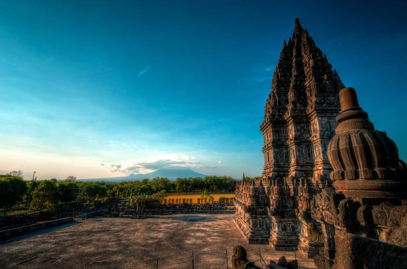 Vishnu Temple of Prambanan