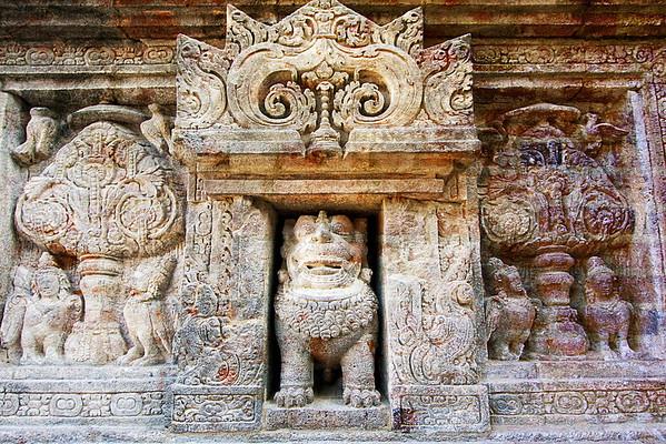 Siva Temple Panel