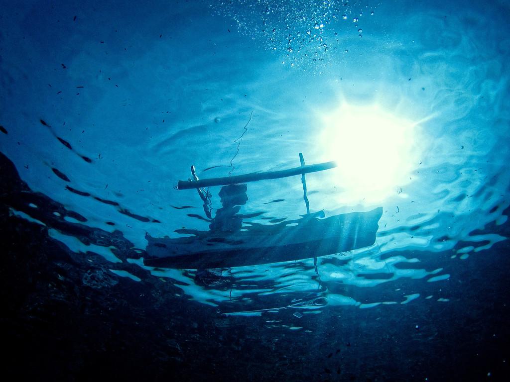 Underwater View of Galawa