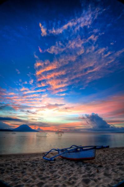 Siladen Boat Sunset 3