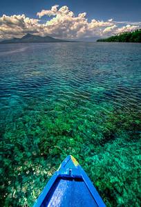 Siladen Boat Coral