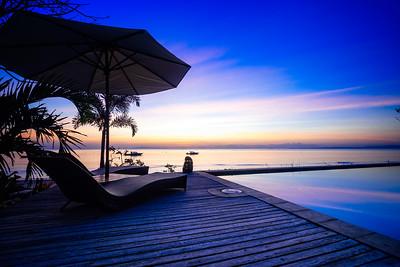 Kalimaya Pool Sunrise 3