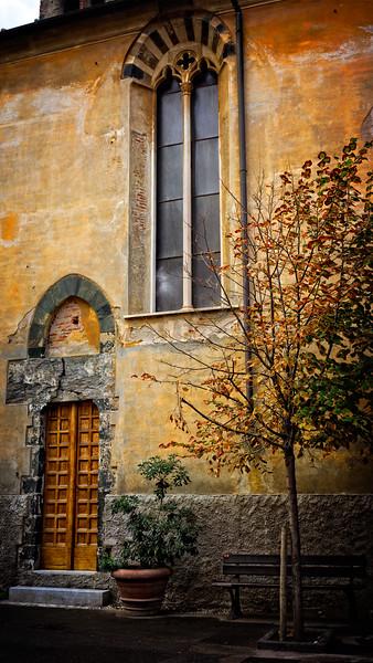 Monterosso Church