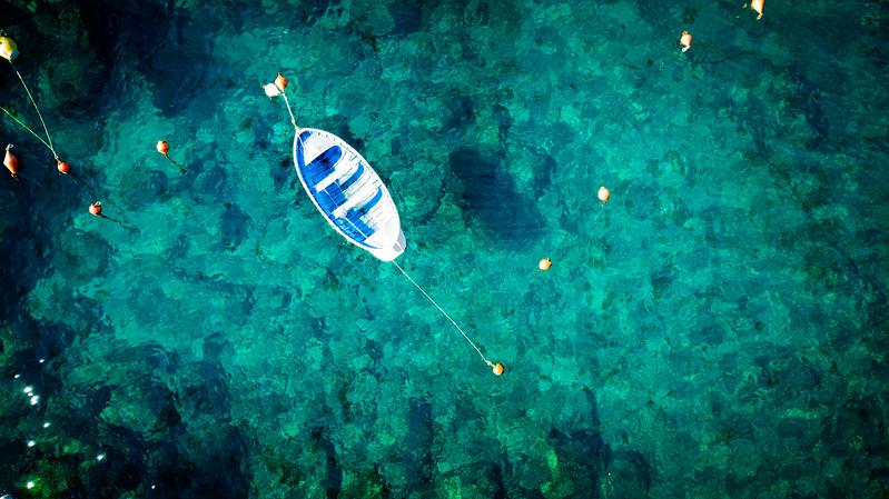 Riomaggiore Fishing Boat
