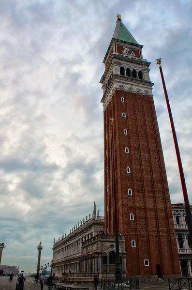 Venice's Campanile